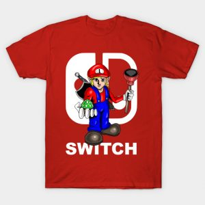 Switch Link Mario