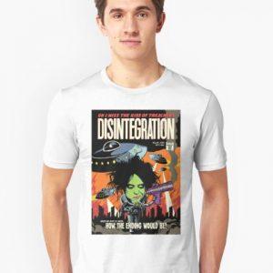TFTS - Desintegration