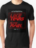 Tears in the Rain T-Shirt