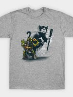 Teenage Mutant Street Art T-Shirt