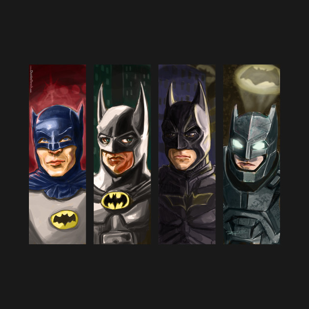 The Dark Knights of Gotham