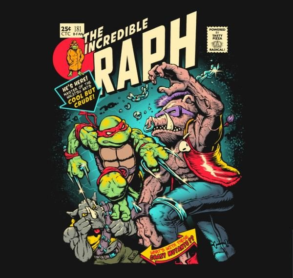 The Incredible Raph