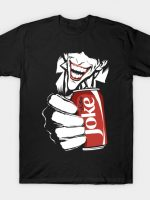 The Killing Joke The B&W Edit T-Shirt