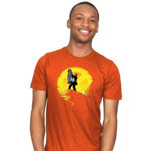 The Wolvie King T-Shirt