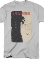Vintage Scarface Poster T-Shirt