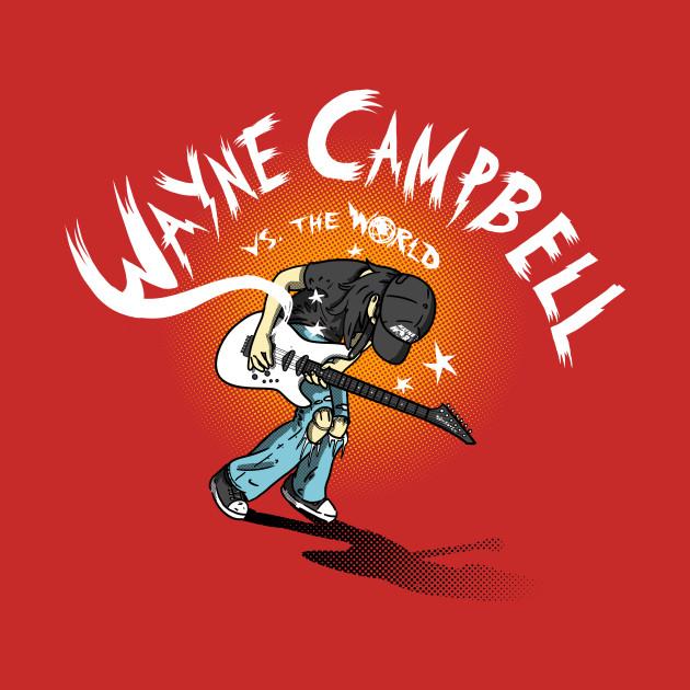Wayne Vs The World