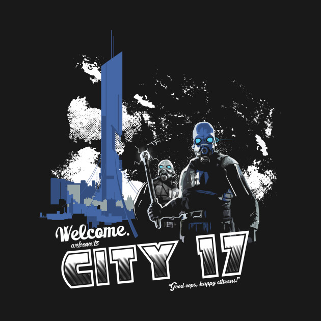 Welcome to City 17