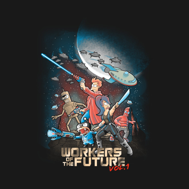 Workers of the future vol 1