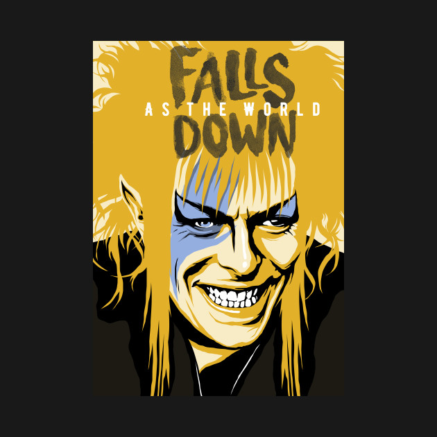 World Falls Down