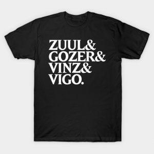 Zuul&Gozer&Vinz&Vigo