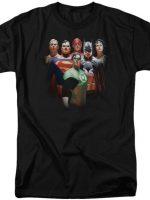 Alex Ross Justice League T-Shirt