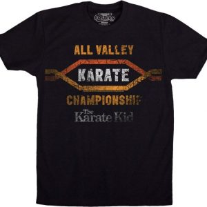 All Valley Karate Championship Karate Kid