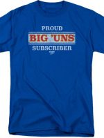 Big 'Uns Married With Children T-Shirt
