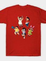 Bob's Cute Burgers T-Shirt