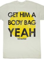 Body Bag Karate Kid T-Shirt