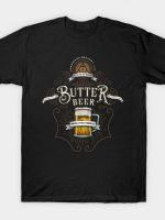Butter Beer A Magical Tradition T-Shirt