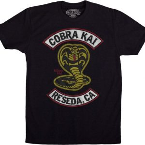 Cobra Kai Patch Karate Kid