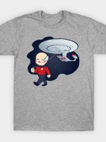 Cute Star Trek Picard Balloon T-Shirt