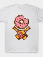 Donut and Beer T-Shirt