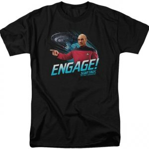 Engage Star Trek The Next Generation
