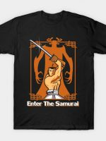 Enter the Samurai T-Shirt