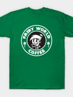 Fairy World Coffee T-Shirt