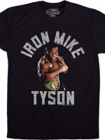 Fight Mike Tyson T-Shirt