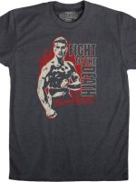 Fight To The Death Bloodsport T-Shirt