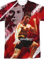Frank Dux Sublimated Bloodsport T-Shirt