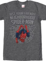 Friendly Neighborhood Spider-Man T-Shirt