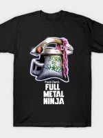 Full Metal Ninja Villain T-Shirt