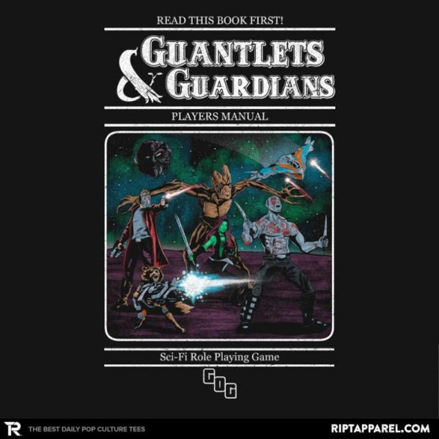 Gauntlets and Guardians