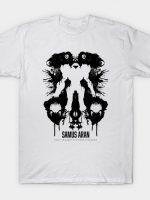 Geek Psychoanaylsis Samus Aran PTSD T-Shirt