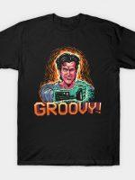 Groovy Glove T-Shirt