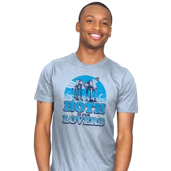 Hoth is for Lovers T-Shirt
