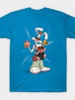 Hungover Rabbit T-Shirt