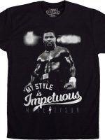 Impetuous Mike Tyson T-Shirt