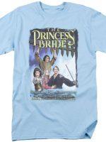 International Poster Princess Bride T-Shirt