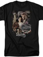 It's Only Forever Labyrinth T-Shirt