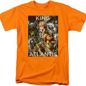 Ivan Reis Trench Aquaman