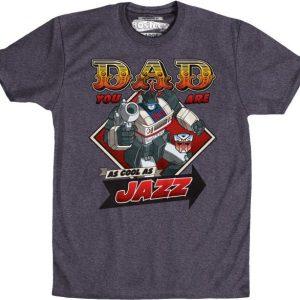 Jazz Father's Day Transformers