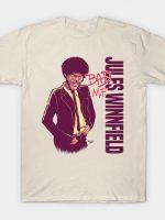 Jules Winnfield: Bad M.F. [alt. colors] T-Shirt