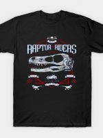 Jurassic World Raptor Riders Swag T-Shirt