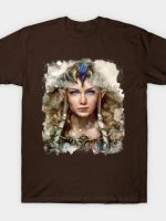 Legend of Zelda One Epic Princess Painting T-Shirt