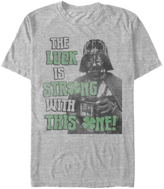 Luck Is Strong Star Wars