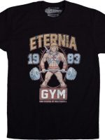 MOTU Eternia Gym T-Shirt