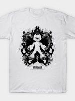 Megaman Ink Blot Geek Psychological Disorder T-Shirt