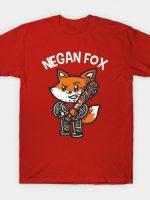 Negan Fox T-Shirt