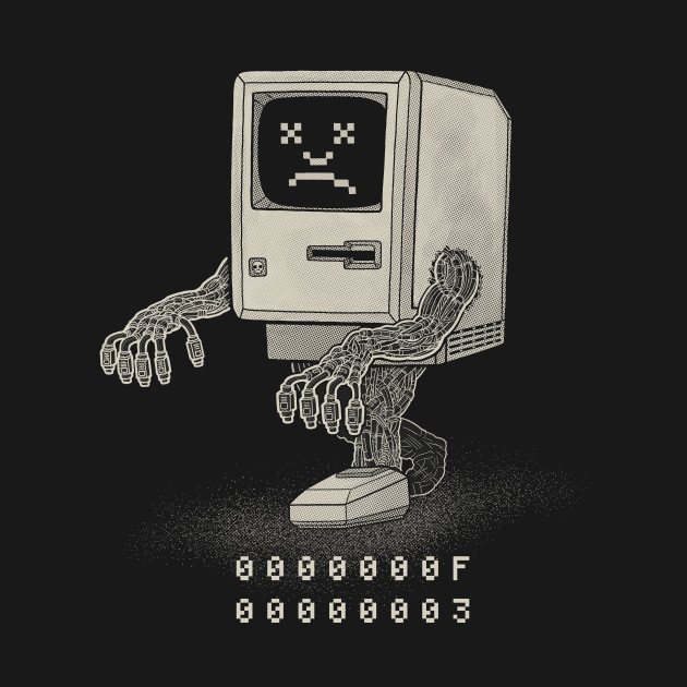 Night of the Living Dead Mac