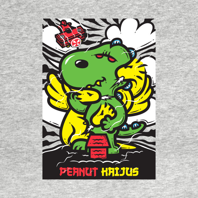 Peanut Kaijus